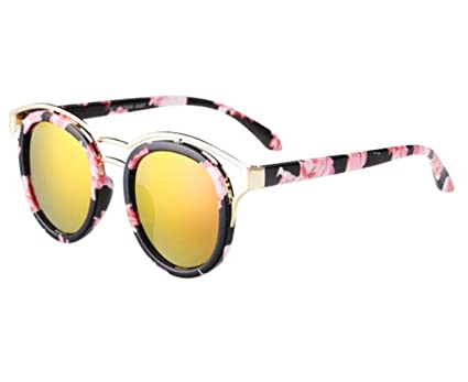 SHULING Gafas De Sol Las Nuevas Gafas De Sol Infantil Big ...