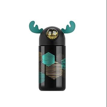 PYIP Botella de Agua Aislamiento de Navidad Taza Acero ...