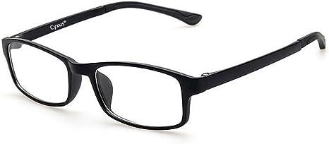 Tomppy Unisex Clear Lens Anti Eye Eyestrain Computer Glasses Anti Blue Ray Eyewear