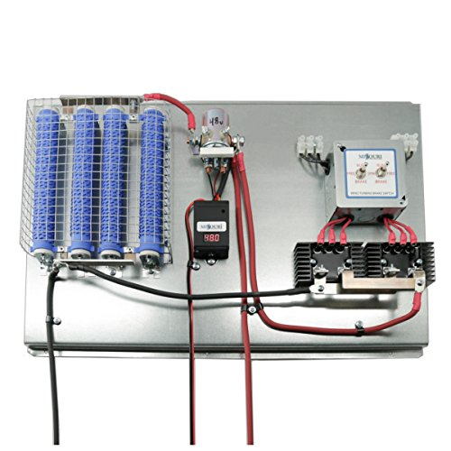 Missouri Wind and Solar Dual Freedom II Hybrid Wind & Solar Digital All in One Charge Controller (24V)