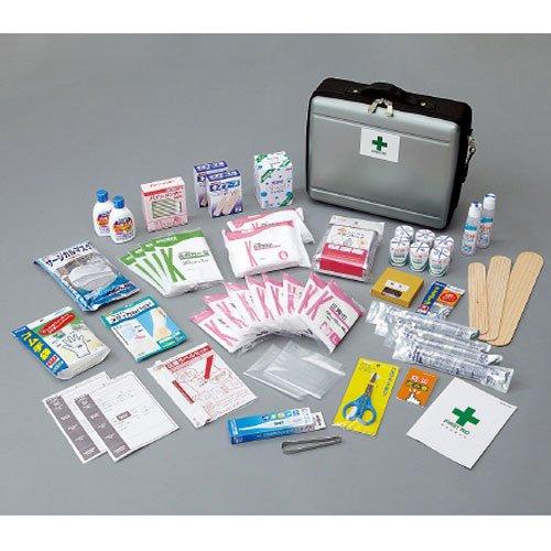 [コクヨ 4667285] 救急用品セット<防災の達人> 多人数タイプ DRK-QL1C B00MIN6QLE