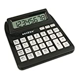 Reizen Talking Calculator with Repeat Key- Spanish