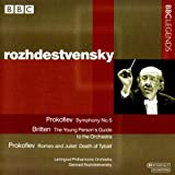 Prokofiev: Symphony No.5 / Britten: Young Person's Guide to the Orchestra