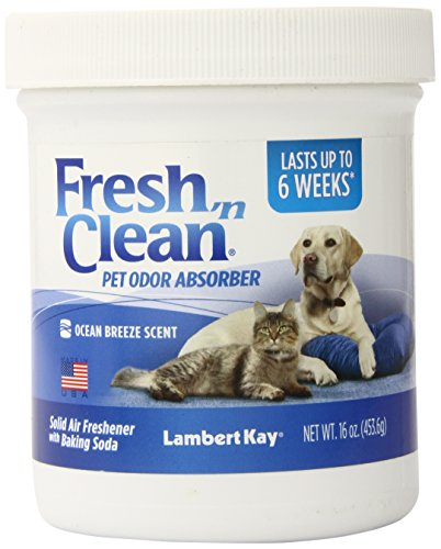 Lambert Kay Fresh 'N Clean Pet Odor Absorber, Ocean Breez...