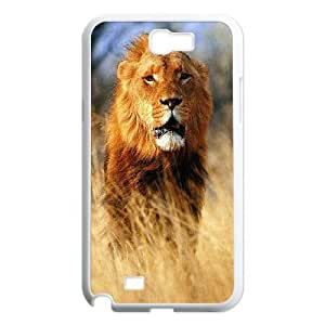 Samsung Galaxy Note 2 N7100 - Personalized design with Lion pattern£¬make your phone outstanding