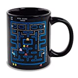 heat change travel mug - Pac-Man Heat Changing Ceramic Coffee Mug