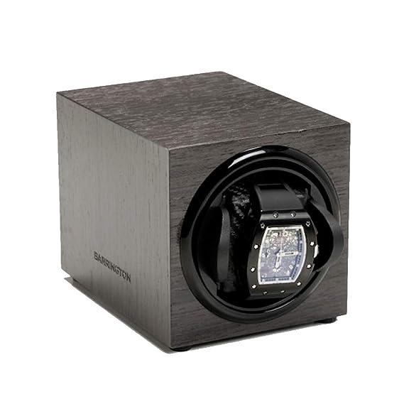 Barrington | Estuche Cargador Barrington para Un Reloj - Koto Gris Cojín Flexible: Amazon.es: Relojes