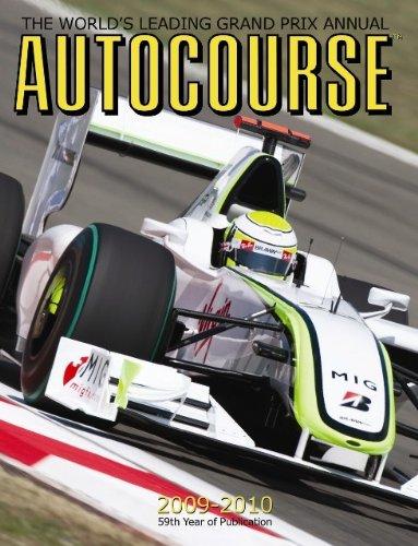 Autocourse 2009-2010: The World's Leading Grand Prix Annual (Autocourse: The World's Leading Grand Prix ()
