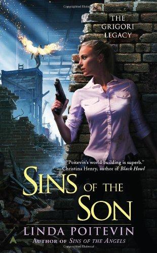Ebook Sins Of The Son Grigori Legacy 2 By Linda Poitevin