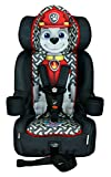 KidsEmbrace Paw Patrol Booster Car Seat, Nickelodeon Marshall Combination Seat, 5 Point Harness, Black For Sale