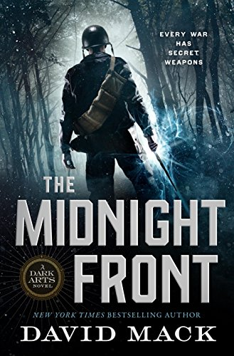 Book Cover: The Midnight Front: A Dark Arts Novel