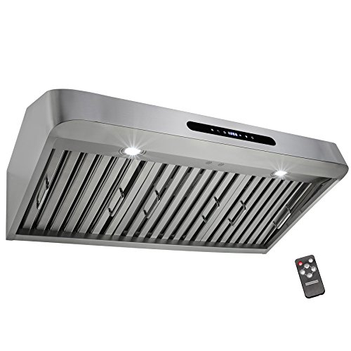 AKDY Cabinet Stainless Illuminated Filters