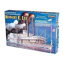Lindberg Models Mississippi Steamboat Robert E Lee [Toy]