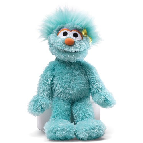 Gund Sesame Street Rosita Stuffed Animal, 13 inches by GUND (Sesame Street Stuffed Animals)