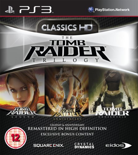 Square Enix The Tomb Raider Trilogy (Ps3)