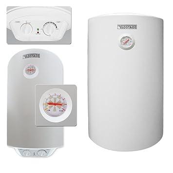ELDSTAD Warmwasserspeicher Boiler Elektro Speicher Heizung 1,5 kW 80 ...