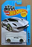 Hot Wheels HW City Lamborghini Sesto Elemento White #39/250