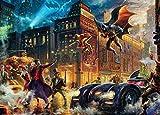 Ceaco Thomas Kinkade - DC Comics - Gotham City