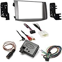Metra 95-8215S Dash Kit for Toyota Avalon 2005 2006 2007 2008 2009 2010 ASWC-1 Metra Universal OEM Steering Wheel Control Interface Module ASWC