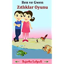 Children's Book: The Game of Opposites in Turkish (English-Turkish book for kids): A bilingual Turkish Picture book for children (Bilingual Turkish books for children 2)