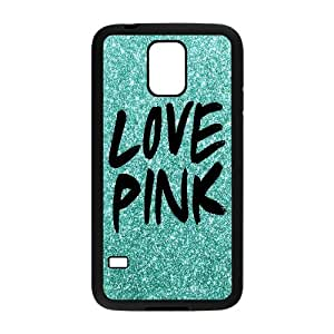 UNI-BEE PHONE CASE For Samsung Galaxy S5 -Love Pink-CASE-STYLE 6