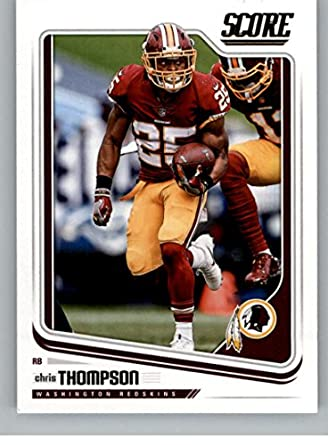 Amazon.com  2018 Score  327 Chris Thompson Washington Redskins ... f309940fb