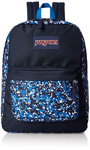 Camouflage Jansport Backpack (JanSport Superbreak Backpack- Sale Colors (Splash Camo))