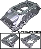 APDTY 133625 Engine Oil Pan Upper Assembly Fits 2012-2015 Jeep Wrangler 3.6L