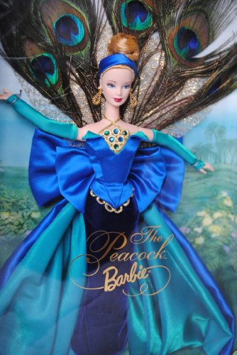- Barbie The Peacock Collector Edition