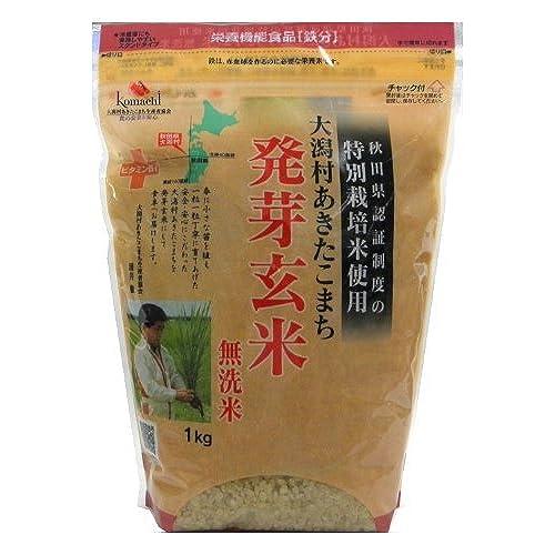 大潟村あきたこまち生産者協会 発芽玄米