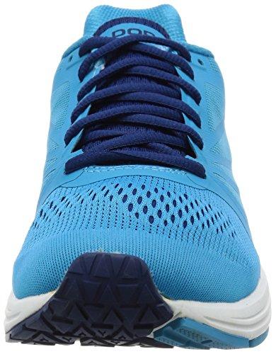 Diadora - Zapatillas de running para hombre azul azul celeste