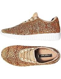 Remy-18 Women's Jogger Sneaker-Lightweight Glitter...