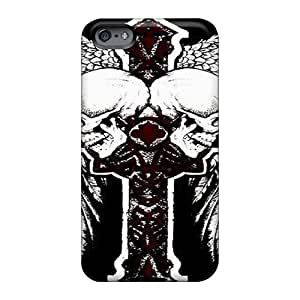 Scratch Resistant Hard Cell-phone Cases For Apple Iphone 6s With Customized Fashion Affliction Pictures Hardcase88