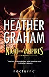 Front cover for the book Night of the Vampires by Heather Graham