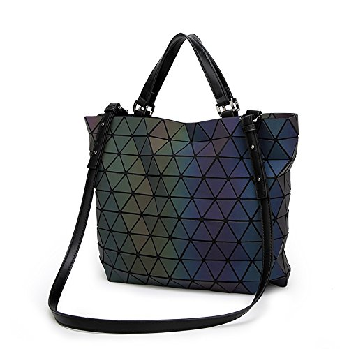 Fashion Shoulder Bag Geometric A Handbag Women's RWwqOxn7B5