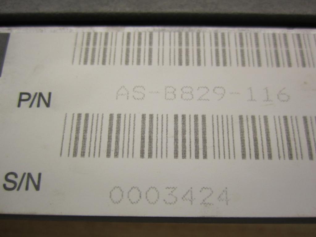 MODICON AS-B829-116 NSMP