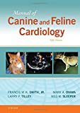 img - for Manual of Canine and Feline Cardiology, 5e book / textbook / text book