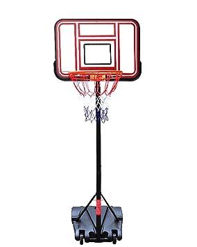 CXK-Basketball Soporte De Baloncesto para Niños Altura Ajustable ...