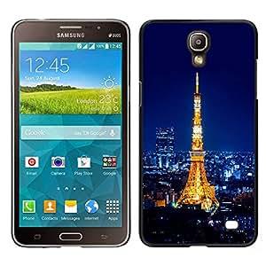 Impact Case Cover with Art Pattern Designs FOR Samsung Galaxy Mega 2 EIFFEL TOWER PARI - TOUR EIFFEL Betty shop