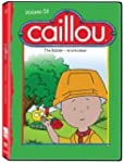 Caillou - The Builder (Bilingual)