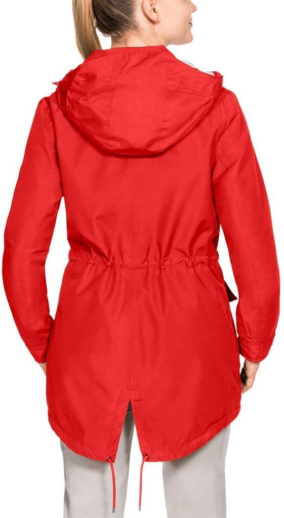 Hot Sale: Jack Wolfskin Women's Tairona Parka Jackets, Fiery