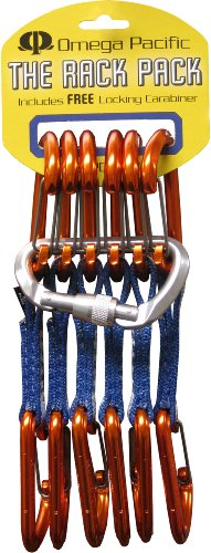 Omega Pacific Dash Quickdraw Wire/Wire 6-Pack w/ Locking Classic by Omega Pacific