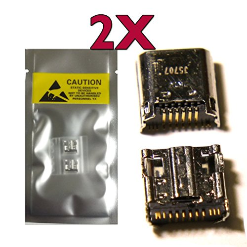 - iFixZone_2 X New Micro USB Charging Sync Port for Samsung Galaxy Tab 7.0 4 SM-T230NU SM-T230N USA