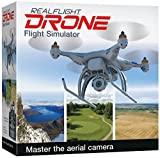 Great Planes RealFlight Drone RC Flight Simulator with Interlink Elite ...