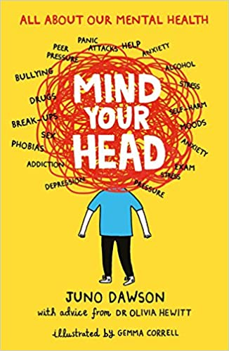 Image result for mind your head juno dawson