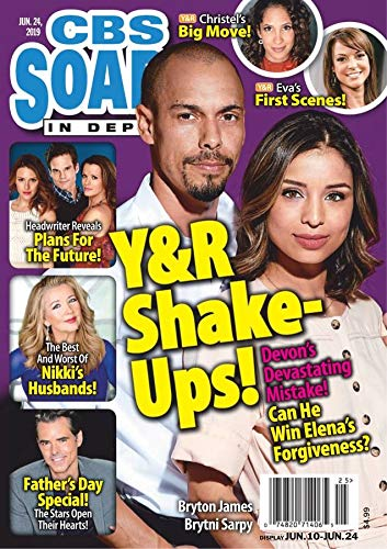 Mag Soap - Soaps in Depth - CBS
