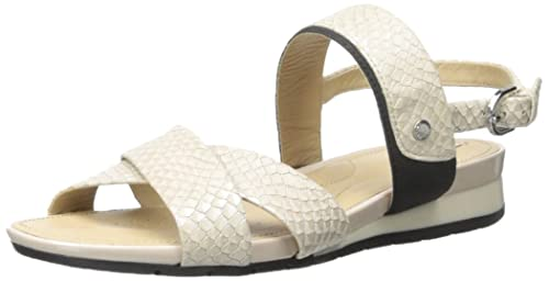 2826d95655e8d Amazon.com   Geox Women s D Formosa Dress Sandal   Flats