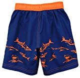 iXtreme Little Boys Swimwear Shark Short Sleeve