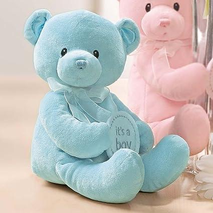Amazon Its A Boy Message Vase Hugger Bear Toys Games