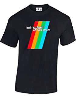 Sinclair ZX81 Vintage Home Computer Enthusiasts T Shirt
